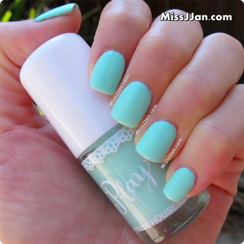MissJJan\'s Beauty Blog ♥: Etude House Play Nail Polish #69 Pastel ...