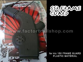 frame guard klx 150 ssr