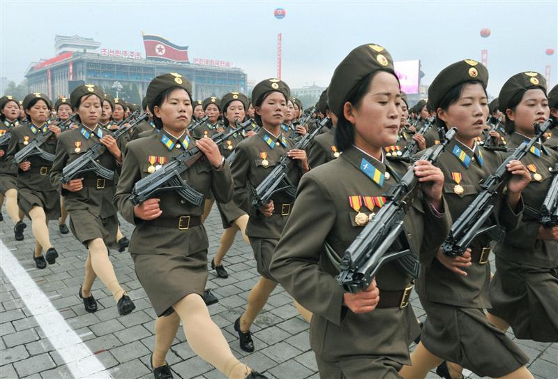 La Corée du Nord menace les USA d'une frappe nucléaire