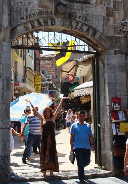 gran bazaar estambul