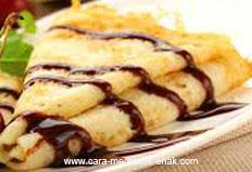 resep praktis dan mudah membuat (memasak) makanan khas semarang kue leker spesial enak, legit, lezat