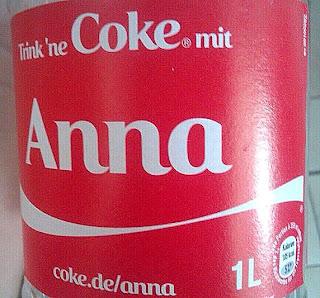 Trink 'ne Coke mit...