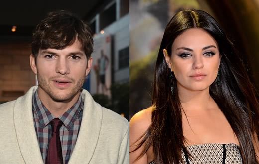 Ashton Kutcher e Mila Kunis e se casam em segredo
