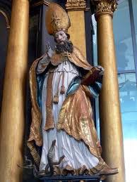 Patron St. Hilary of Poitiers