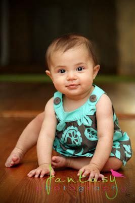 Winston Salem Baby Photographer - Fantasy Photography