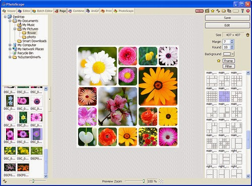 تنزيل برنامج فوتوسكيب لعرض الصور و التعديل عليها