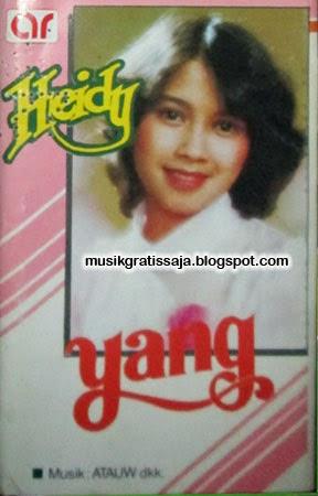 Heidy Diana -  Yang ( Full album 1984 )