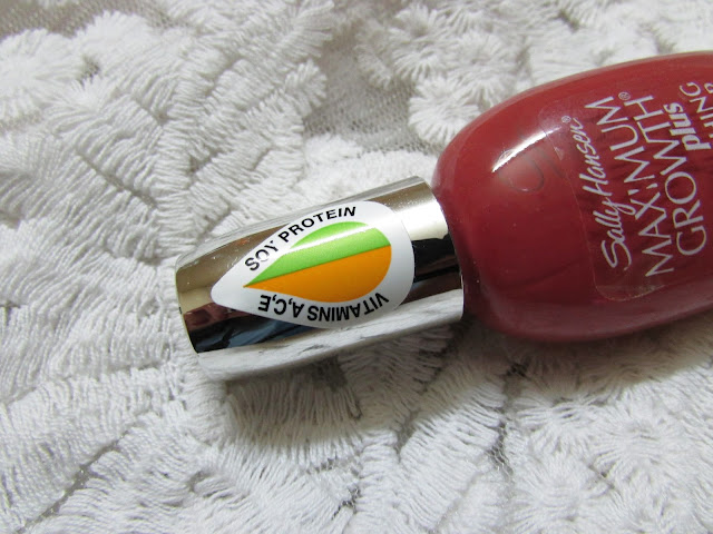 Sally Hansen MAXIMUM Growth plus Nourishing Nail Color price review india, Indian beauty blog, nails, Sally Hansen india online, Marsala nails, Marsala fashion 2015, beauty , fashion,beauty and fashion,beauty blog, fashion blog , indian beauty blog,indian fashion blog, beauty and fashion blog, indian beauty and fashion blog, indian bloggers, indian beauty bloggers, indian fashion bloggers,indian bloggers online, top 10 indian bloggers, top indian bloggers,top 10 fashion bloggers, indian bloggers on blogspot,home remedies, how to