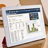 O tablet se torna uma ótima opção para gerenciar projetos e pesquisar informações - 160x160