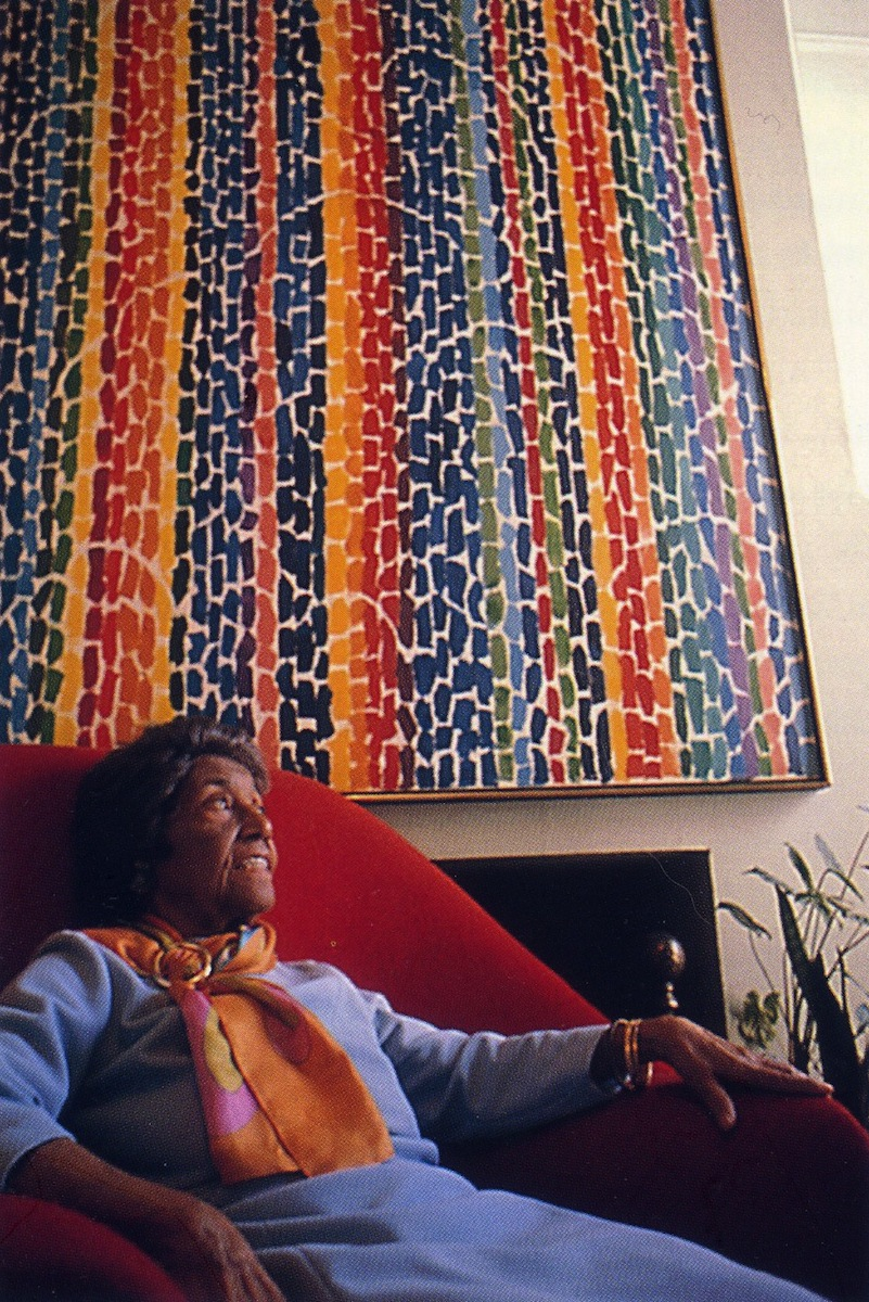 Inspired by women artists part 3 alma thomas for The art of painting