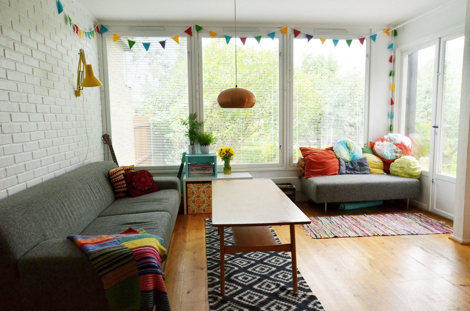 Klikk på bildet for å se flere bilder fra hjemmet vårt