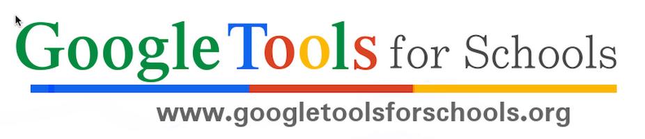 Google Tools For Schools