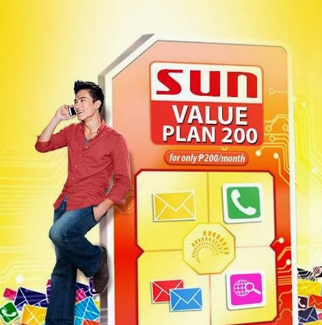Sun cellular value plan 200 teknogadyet for Sun mobile plan