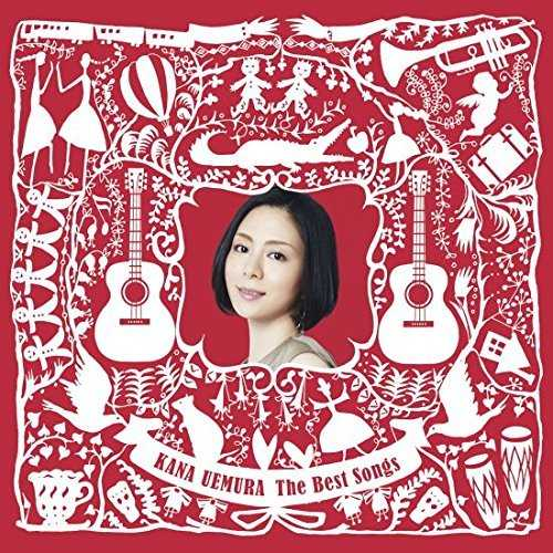 [Album] 植村花菜 – The Best Songs (2015.09.30/MP3/RAR)