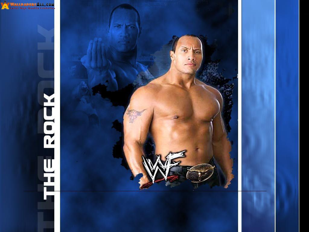 wwe: the rock new wallpapers