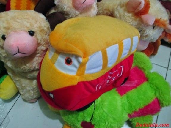 Jual Boneka Bus