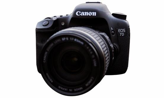 Harga dan Spesifikasi Camera Canon EOS 7D Terbaru dan Termurah
