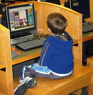 Kids Blogging