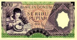 GAMBAR UANG LAMA-KUNO INDONESIA (ORI) LENGKAP