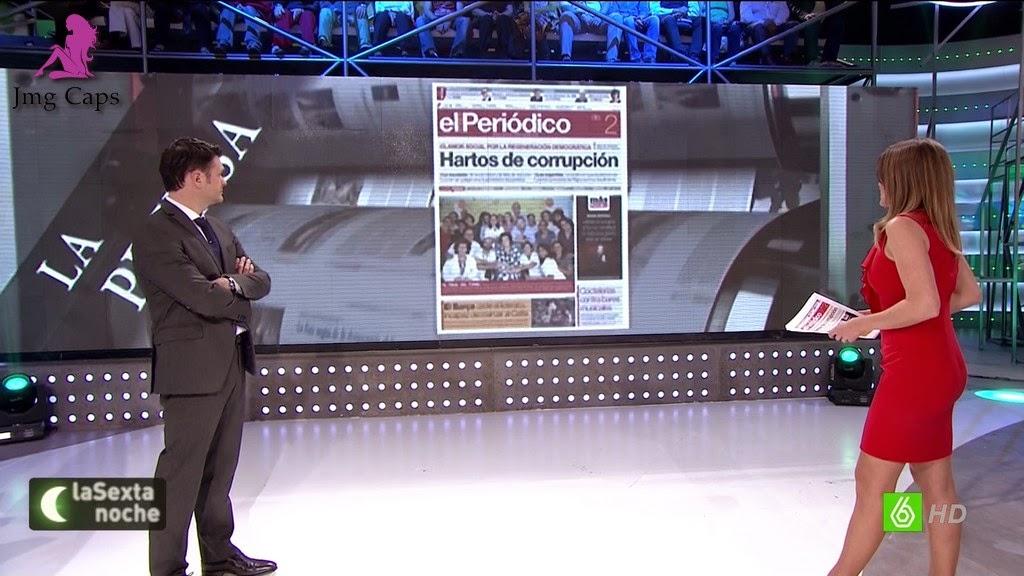 ANDREA ROPERO, LA SEXTA NOCHE (01.11.14)