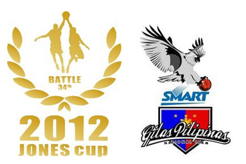 Jones Cup 2012 Game Schedules and Results