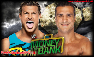 Money In The Bank 2013 » Alberto Del Rio vs. Dolph Ziggler (World Heavyweight Championship)