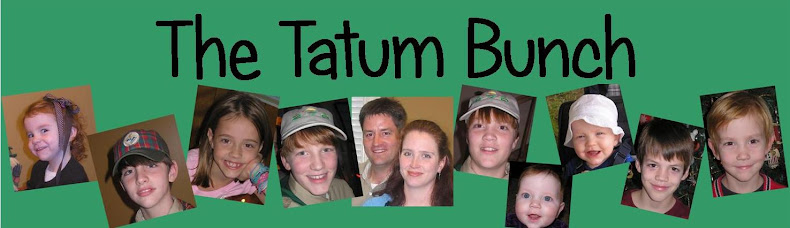 The Tatum Bunch