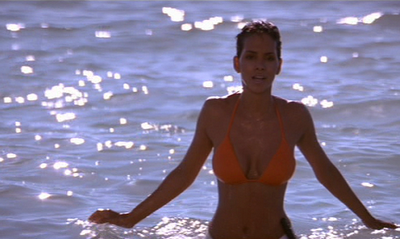Halle Berry bikini sexy hot die another day