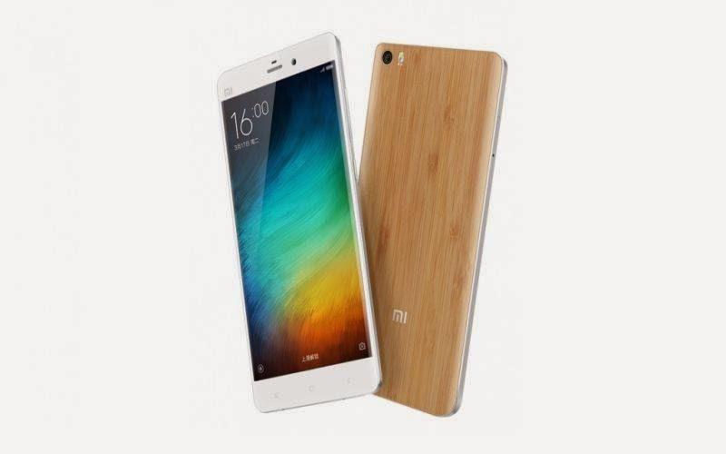 Xiaomi Mi Note 4 Casing Bambu Dibanderol Rp4,8 Juta