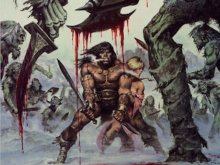 Conan The Barbarian 3D Wallpapers