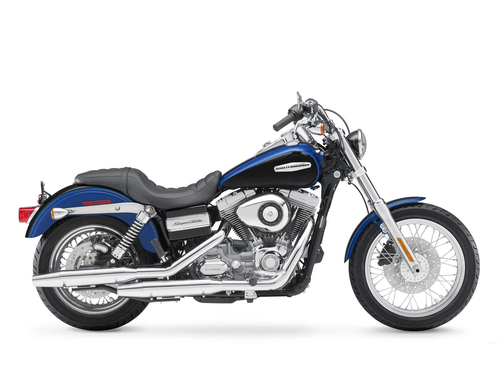 Fxdc Dyna Super Glide Custom 2008 Harley Davidson Pictures