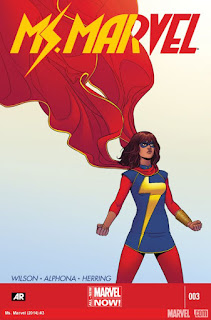 marvel comics ms marvel
