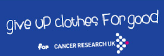 TKMaxx, Cancer Research UK, Give Up Clothes for Good campaign