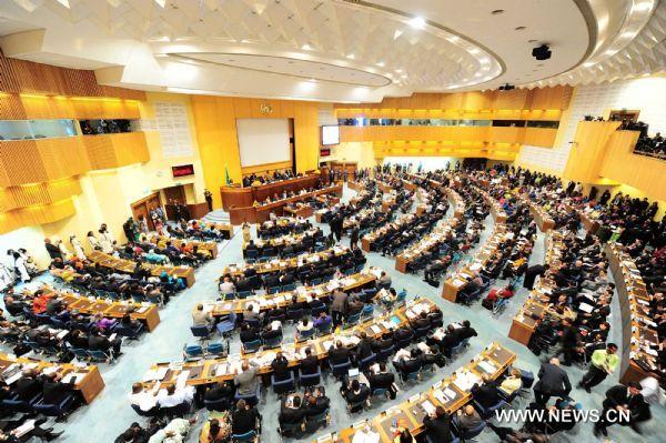 Konferencja na szczycie panstw afrykanskich 30 stycznia 2011 r.