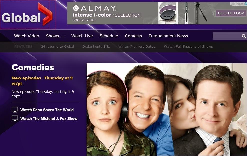 Comment regarder Global TV en dehors du Canada