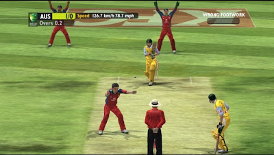 Download Ashes Cricket 2009 For PC Game