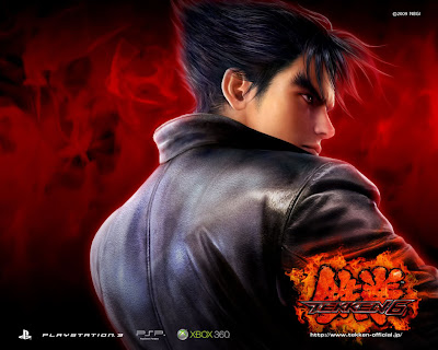 Tekken Wallpapers Jin Kazama Shehan Download Best Games Pics