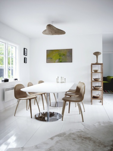 The Style Schedule Home Style Soothing Scandinavian Cottage