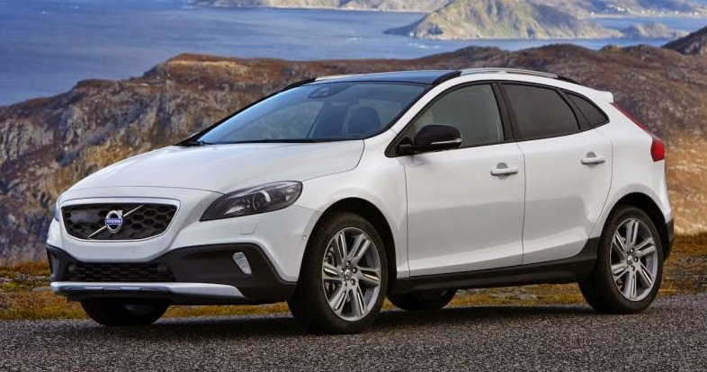 2015 Volvo V40 D4 Luxury review