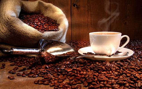 Café - Coffee - Le café - Kaffee - Kофе - Koffie