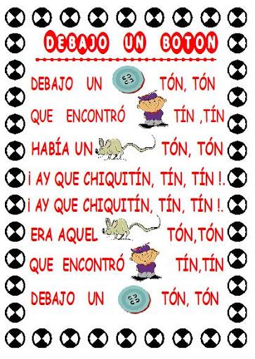 Mi vecino Totoro y la tìa Cecy : Rimas infantiles