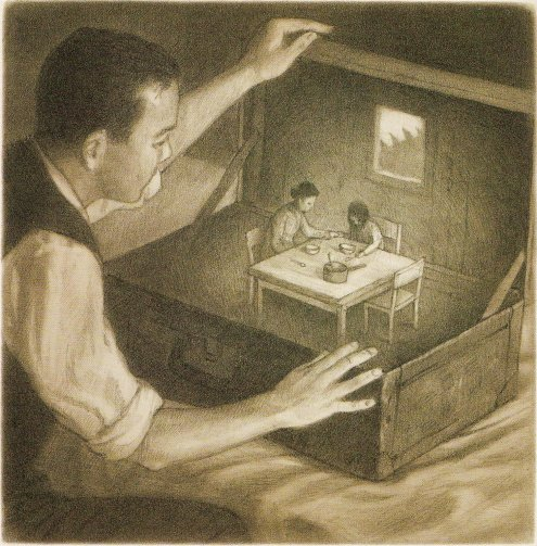 the arrival by shaun tan This text set contains articles related to themes from the graphic novel, the  arrival, by shaun tan he gives new meaning to borderline music child  migrants to.