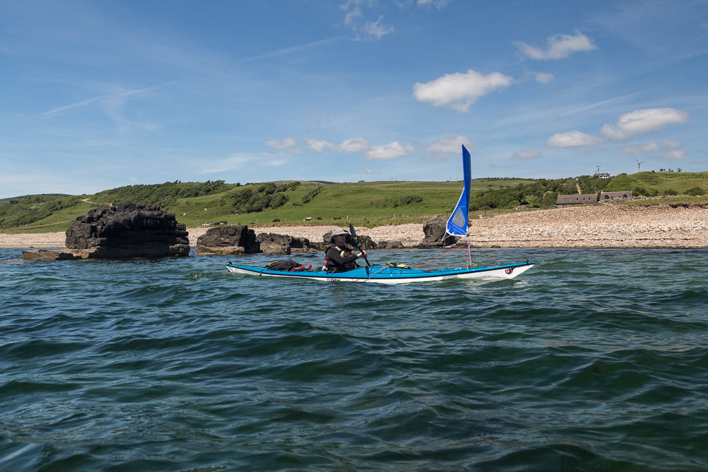 Sea kayaking with seakayakphoto.com: No room at the