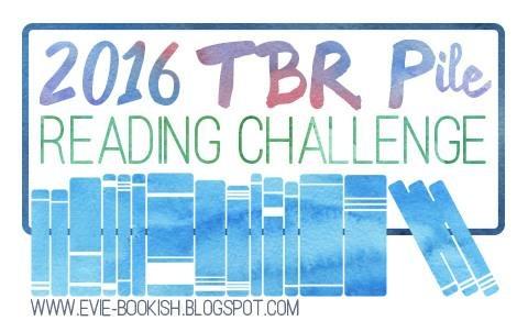 2016 TBR Pile Reading Challenge