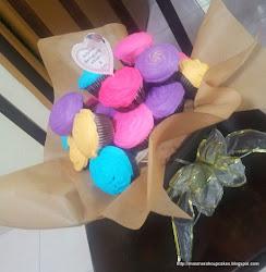 Cup Cakes Boquet