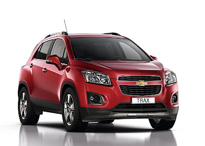 Sport Cars on Sport Car Garage  Chevrolet Trax  2014