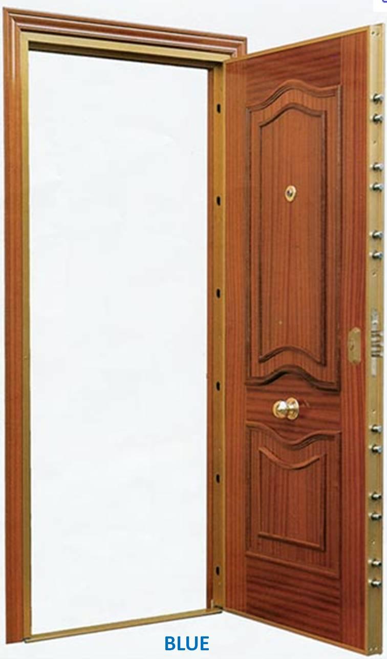 C mo reparar una puerta - Como barnizar una puerta de madera ...