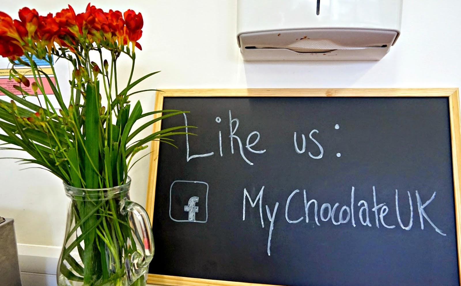 MyChocolateUK chocolate workshop, London