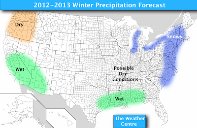 Northwest Winter Weather For 2013