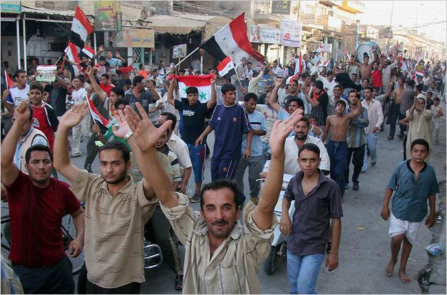 Konsulat Iran di Irak Dibakar, Teheran Dituding Intervensi
